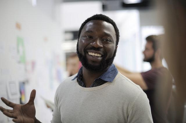Black Male Teacher